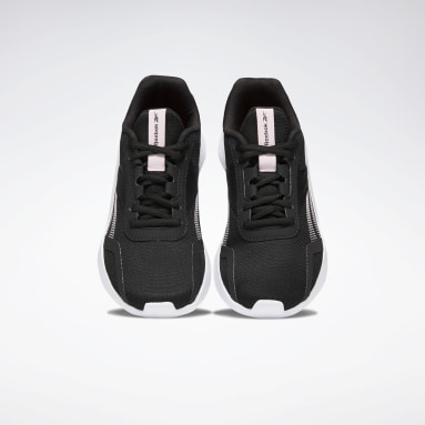 Women Running Black Reebok EnergyLux 2.0 Shoes