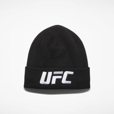 Bonnet à logo UFC Noir Fitness & Training