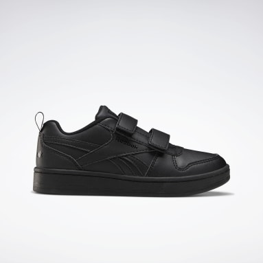 Girls Classics Black Reebok Royal Prime 2 Shoes