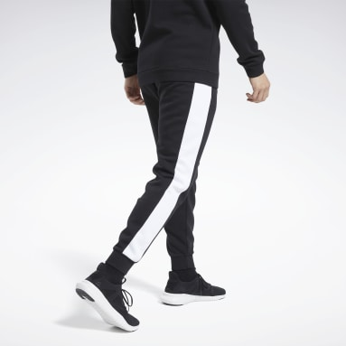 Pants Training Essentials Linear Logo Negro Hombre Fitness & Training