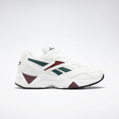 Classics White Aztrek 96 Shoes