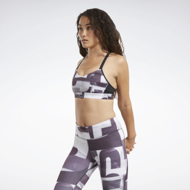 Women Fitness & Training Hero Medium-Impact Strappy Bra - Megaheritage