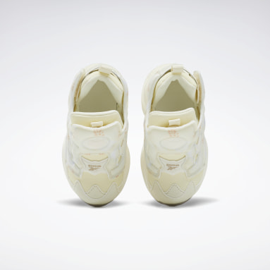 Kids Classics White Fury Shoes