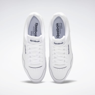 Reebok Royal Glide Ripple Clip Bialy