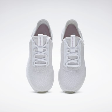 Women City Outdoor White DailyFit DMX Shoes