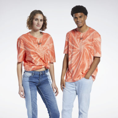 Classics Orange Classics Tie-Dye T-Shirt