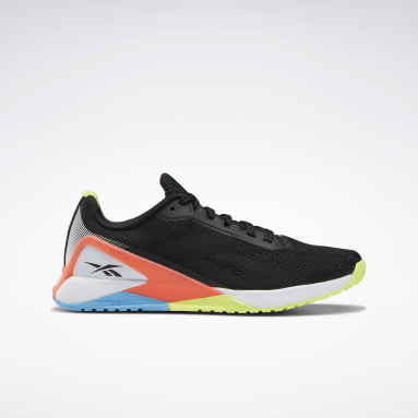 Kvinder Cross Training Black Nano X1 Shoes