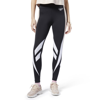 Women Classics Black Classics Vector Leggings