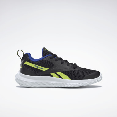 Reebok Rush Runner 3 Negro Niño City Outdoor