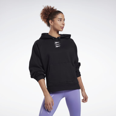 Women Fitness & Training Black MYT Hoodie