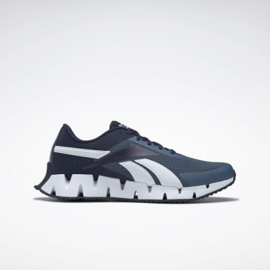 Men Classics Blue Zig Dynamica 2 Shoes