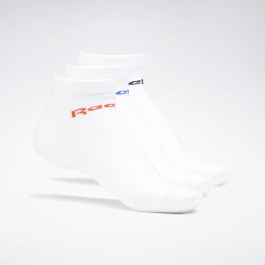 City Outdoor White Active Core Low-Cut Socks 3 Pairs