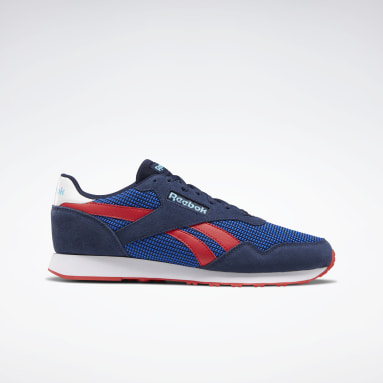 Männer Classics Reebok Royal Ultra Shoes Blau
