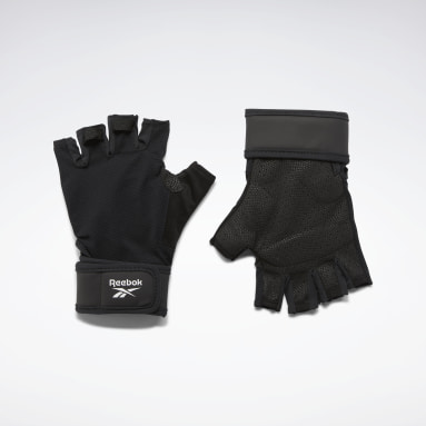 Fitness & Training Black One Series Wrist Gloves