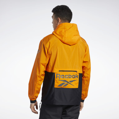 Chaqueta con capucha One Series Running Naranja Hombre Outdoor