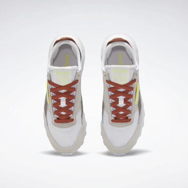 Classic Leather Legacy Blanco Mujer Classics