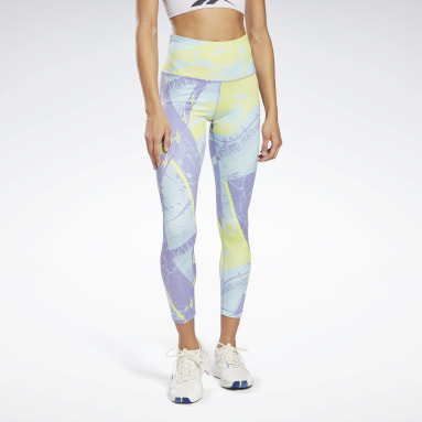Leggings Workout Ready Printed Donna Yoga
