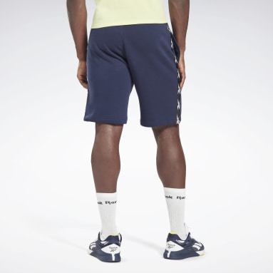 Short avec bandes Training Essentials Bleu Hommes Fitness & Training