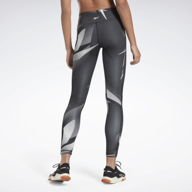 Licras MYT Printed Leggings Negro Mujer Fitness & Training