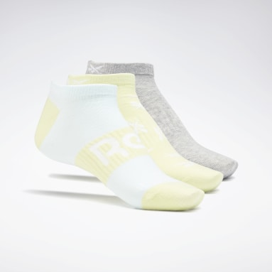 Calcetines Essentia Invisible  pACK DE 3 Azul Mujer Fitness & Training