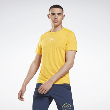 T-shirt Workout Ready Activchill Or Hommes HIIT