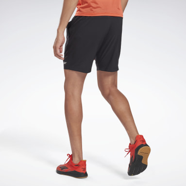 WOR WOVEN SHORT Negro Hombre Fitness & Training