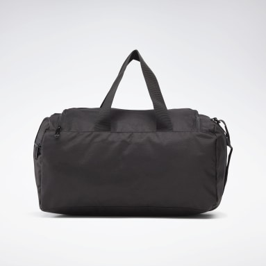Outdoor Black Active Core Grip Duffel Bag Small
