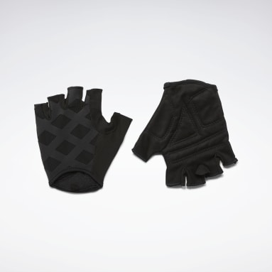 Women Studio Black Studio Gloves