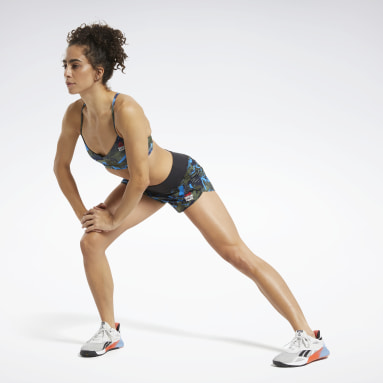 Short Reebok CrossFit® Verde Donna Cross Training