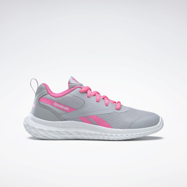 Flickor City Outdoor Grå Reebok Rush Runner 3