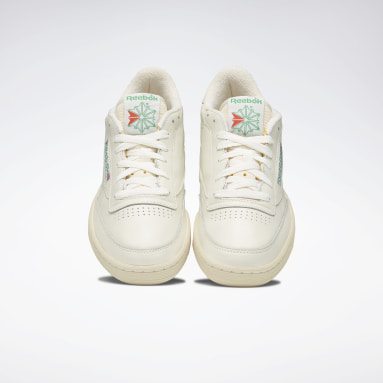 Classics White Club C 85 Vintage Shoes