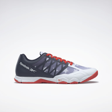 Men Cross Training Blue Reebok Speed TR Men's Training Shoes