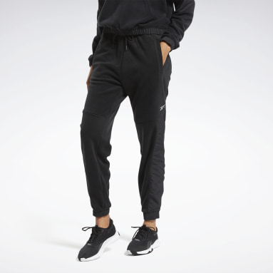 Women City Outdoor Black MYT Warm-up Joggers
