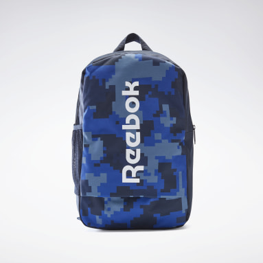 Kids Fitness & Training Blue Active Core Graphic Backpack Medium