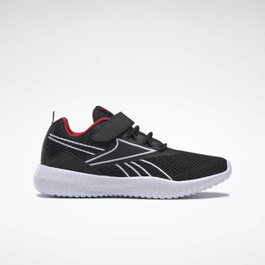 Boys City Outdoor Black Reebok Flexagon Energy Shoes