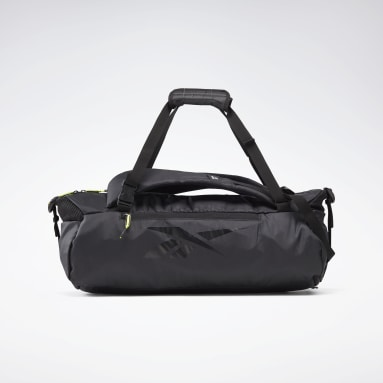 Outdoor Black Tech Style Convertible Grip Bag