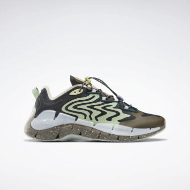Running Grey Braindead Zig Kinetica II Shoes