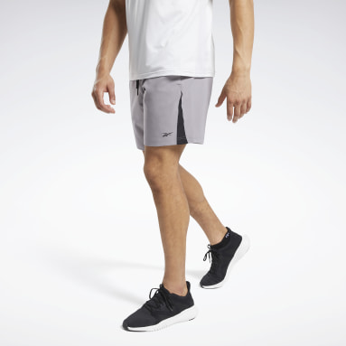 Shorts Workout Ready Gris Hombre Fitness & Training