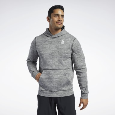 Herr Cross Training Svart RC CVFM Hoodie