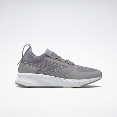 Women Running Grey RBK Fusium Run Sock Women's Running Shoes
