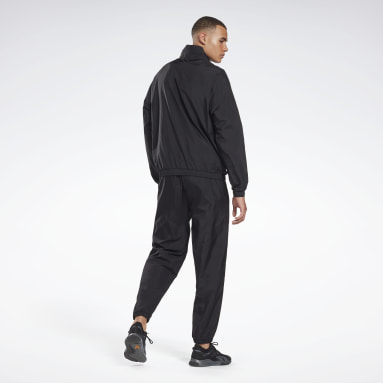 Men Fitness & Training Black MYT Ollie Track Suit