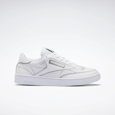 Classics White Maison Margiela Club C Shoes