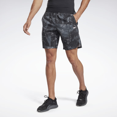 TS Epic Ltwt AOP Negro Hombre Fitness & Training