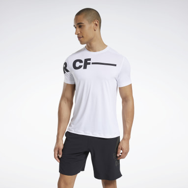 Herr Cross Training Vit RC ACTIVCHILL Tee