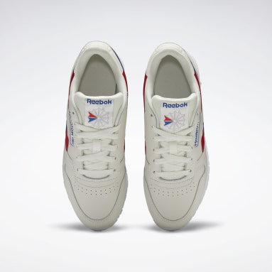 Classic Leather Blanco Mujer Classics