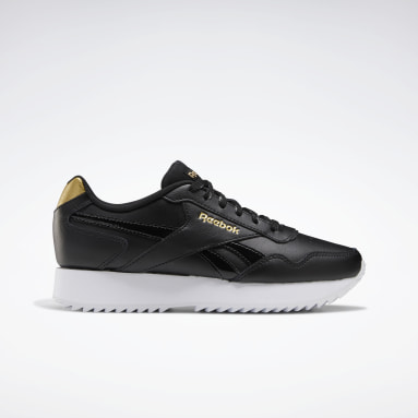 Scarpe Reebok Royal Glide Ripple Double Nero Donna Classics