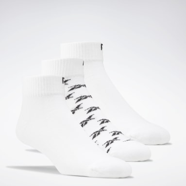 CL FO Ankle Sock 3P Blanco Classics