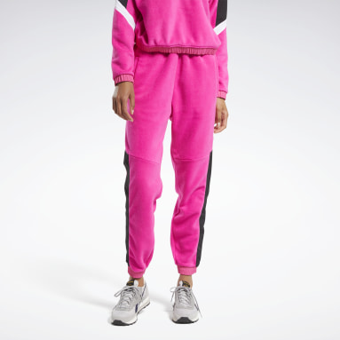 Women City Outdoor Pink MYT Warm-up Joggers