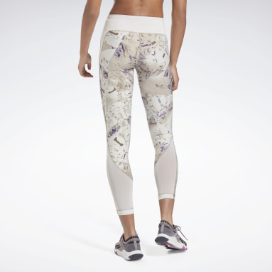 Women Training Grey Lux Perform Tights