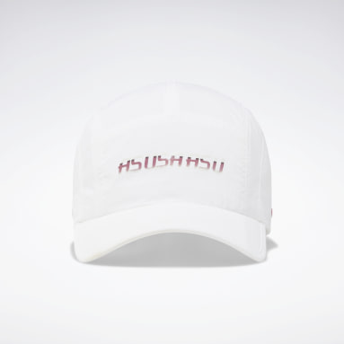 Casquette Reebok by Pyer Moss White Classics